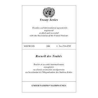 Fördragssamling 2653
