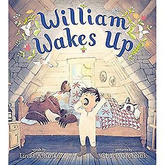 William vaknar