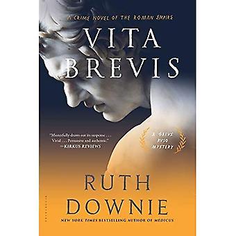 Vita Brevis: A Crime Novel� of the Roman Empire (The Medicus Series)