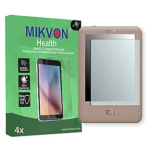 Tolino Page Screen Protector - Mikvon Health (Retail Package with accessories)