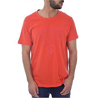 T-shirt cotton Logo F92i00 Jr03d - Guess Jeans