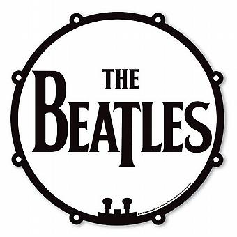 Beatles B&W Drum Computer Mouse Mat  (ro)