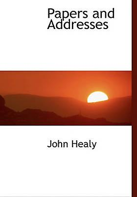 Papers and AdRobees by Healy & John