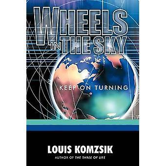 Hjul i Sky håll på svarvning av Louis Komzsik & Komzsik