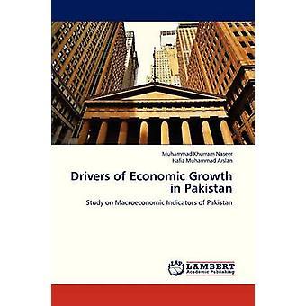 Drivkrafterna för ekonomisk tillväxt i Pakistan av Naseer Muhammad Khurram