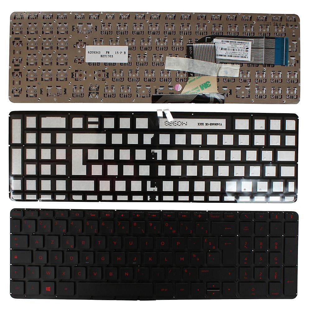 HP Pavilion 17-F053CA rétro-éclairé noir Windows 8 Layout Français remplaceHommest clavier d'ordinateur portable