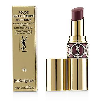 Yves Saint Laurent Rouge Volupte Shine - # 89 Rose Blazer - 4.5g/0.15oz