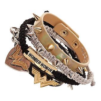 Wonder Woman Arm Party Bracelet