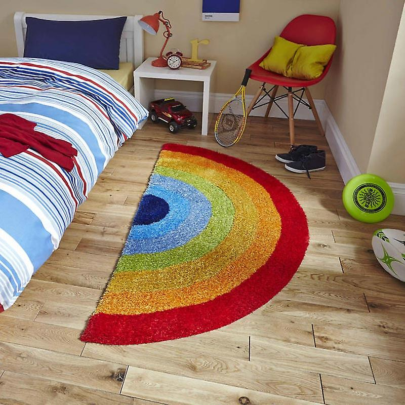 Rugs - Hong Kong - HK6083 Rainbow