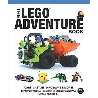 The LEGO Adventure Book - Volume 1 - Cars - Castles - Dinosaurs & More!