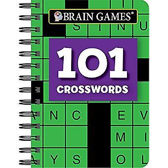 Mini Brain Games 101 Crosswords by Ltd Publications International - 9