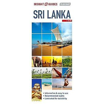 Insight Guides Flexi Map Sri Lanka by Insight Guides - 9781786719195
