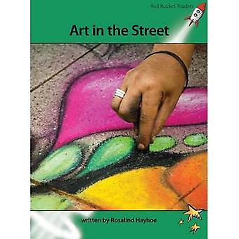 Art in the Street by Rosalind Hayhoe - 9781927197714 Book