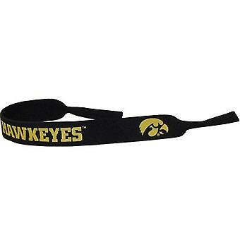 Iowa Hawkeyes NCAA Neoprene Strap For Sunglasses/Eye Glasses