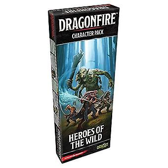 DragonFire Heroes of the Wild Card Game