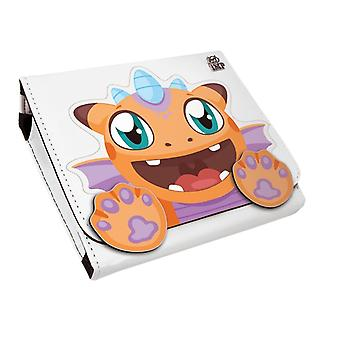 Monster protective carry case (nintendo 2ds)