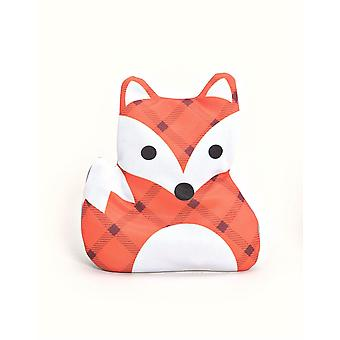 Cute Fox Childrens Small Cherrystone Heat Pack: Orange