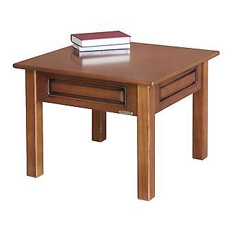 Tavolino da salotto piano quadrato