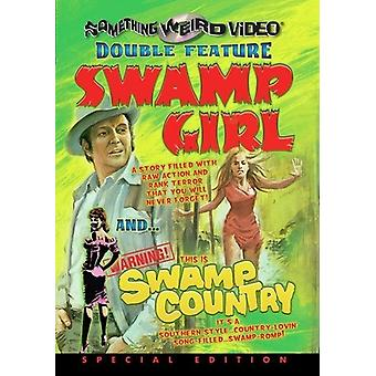 Swamp Girl/Swamp Country [DVD] USA import