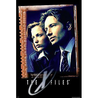 Le Fichier X-Files Poster X - The Movie Fight the Future