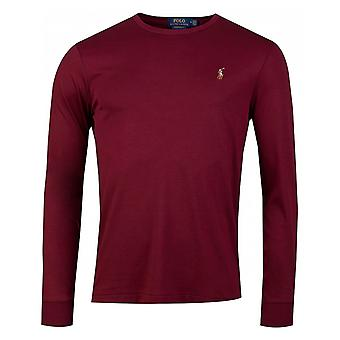 Polo Ralph Lauren Polo Ralph Lauren Slim Fit Long Sleeved T-shirt