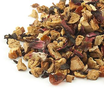 Hot Ginger And Apple Fruit Infusion - Tisane