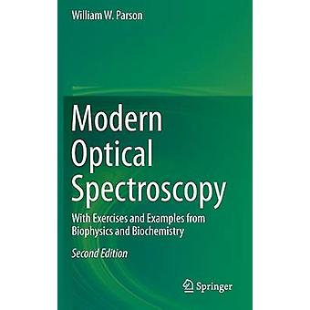 Modern Optical Spectroscopy  With Exercises and Examples from Biophysics and Biochemistry by Parson & William W.