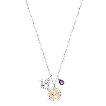 Swarovski Silver-plated Women's pendant necklace - 5349216
