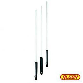 Algon Game 5 kabobs Inox. (Garden , Barbecues , Cooking tools)