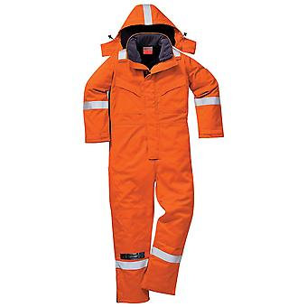 Portwest FR53 FR Winter Coverall