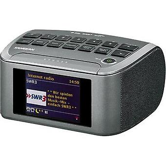Internet Table top radio Sangean AUX, DAB+, DLNA, Internet radio, FM, USB Grey