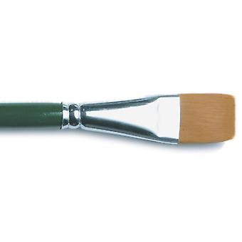 One Stroke Brush-Flat 3/4