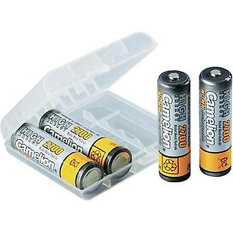 AA battery (rechargeable) NiMH Camelion 2700 mAh 1.2 V 4 pc(s)