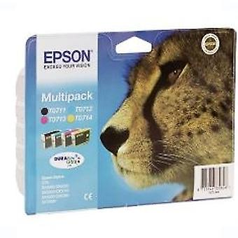 Epson T071540 ink Multipack stylus d78