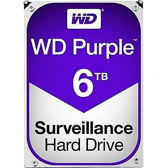 3.5 (8.9 cm) internal hard drive 6 TB Western Digital Purple™ Bulk WD60PURX SATA III