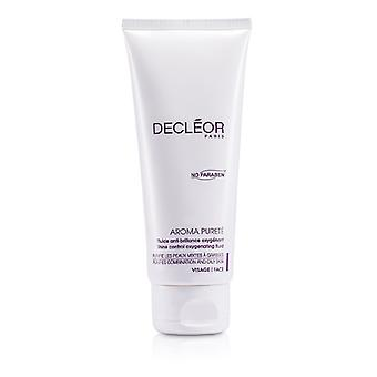 Decleor Aroma Purete Shine Control Oxygenating Fluid (Salon Product, For Combination/ Oily Skin) 100ml/3.3oz