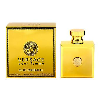 Versace Oud Oosterse Eau De Parfum Spray 100ml/3.4 oz