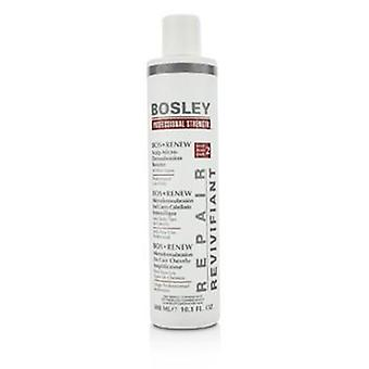 Bosley Professional Strength Bos Renew Scalp Micro-Dermabrasion Booster - Step 2 (For All Hair Types) - 300ml/10.1oz