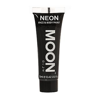Moon Glow - 12ml Neon Face & Body Paint - Black