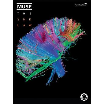 The 2nd Law (Piano Voice and Guitar) (Paperback) by Muse