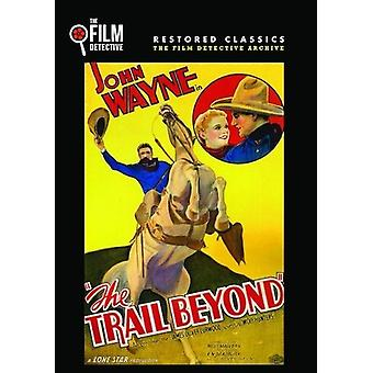 Trail ud over [DVD] USA import