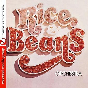 Rijst & bonen Orchestra - rijst & bonen Orchestra [CD] USA import