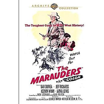 Marauders [DVD] USA import