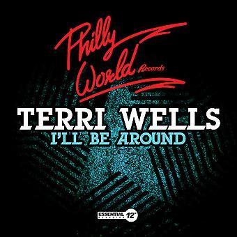 Terri Wells - I'll werden um [CD] USA import