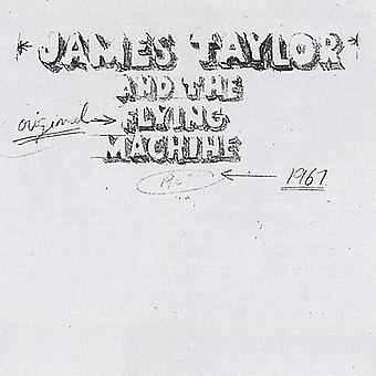 James Taylor - oprindelige flyvende maskine 1967 [CD] USA import