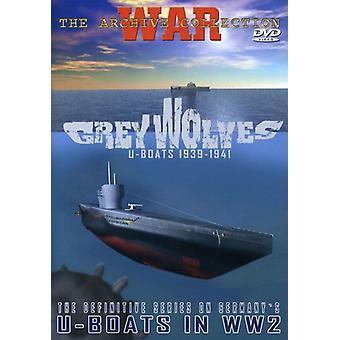 Grey Wolves - U-Boats 1939-1941 [DVD] USA import