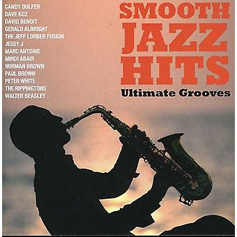 Jævn Jazz Hits: Ultimate riller - glat Jazz Hits: Ultimate riller [CD] USA import