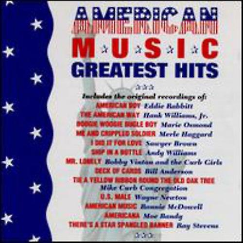 American Music-Greatest Hit - American Music-Greatest Hits [CD] USA import