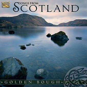 Golden Bough - låtar från Skottland [CD] USA import