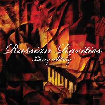 Lourie/Rubinstein/Deshevov - russisk sjældenheder [CD] USA import